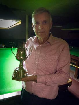 Alan Bailey - Veterans Champion